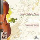 Johann Wilhelm Wilms: Violin Sonatas & Piano Trio Super Audio CD (CD, Aug-2010, Ars Produktion)