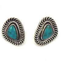 Kingman Turquoise Earrings