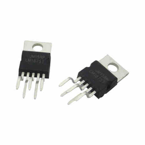 2 PCS NEW IC LM1875T AMP AUDIO PWR 30W AB TO220-5