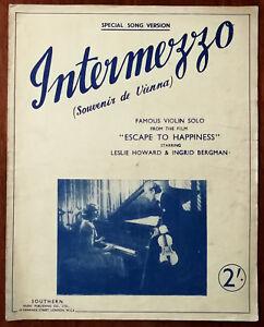 Intermezzo-Violin-Solo-from-Escape-To-Happiness-with-Ingrid-Bergman-1941