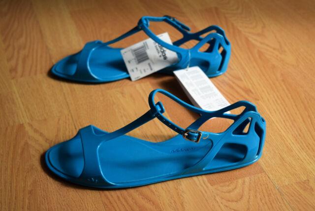 Adidas Zx Sandales W Taille 40,5 Q20326 Plage Chaussures de L'Eau