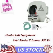 Jt 19 Wet Model Trimmer Abrasive Disc Wheel Dental Lab Equipment Gypsum Arch New