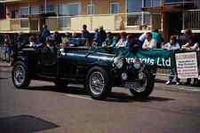 Metal Sign 652053 Black Replica Bugatti A4 12X8 Aluminium