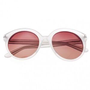 090f03269 Bertha Violet Clear Polarized Brown Lens Women's Sunglasses BR012C ...
