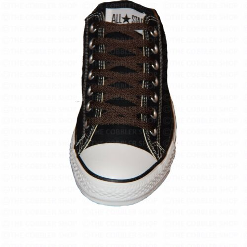 Made in USA Buy 3 Get $5 OFF Flat Laces -2 Laces- Perfect Converse Fit NEW