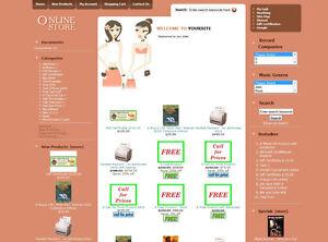 Established-ECOMMERCE-SHOP-BUSINESS-STORE-SHOPPING-CART-website-for-sale