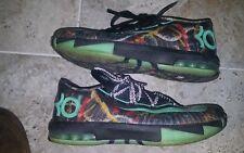 brand new d5cb9 50d62 item 1 Nike KD VI 6 All Star Gumbo League Illusion 599477-900 Green  Glow Black Size 7Y -Nike KD VI 6 All Star Gumbo League Illusion 599477-900  Green ...