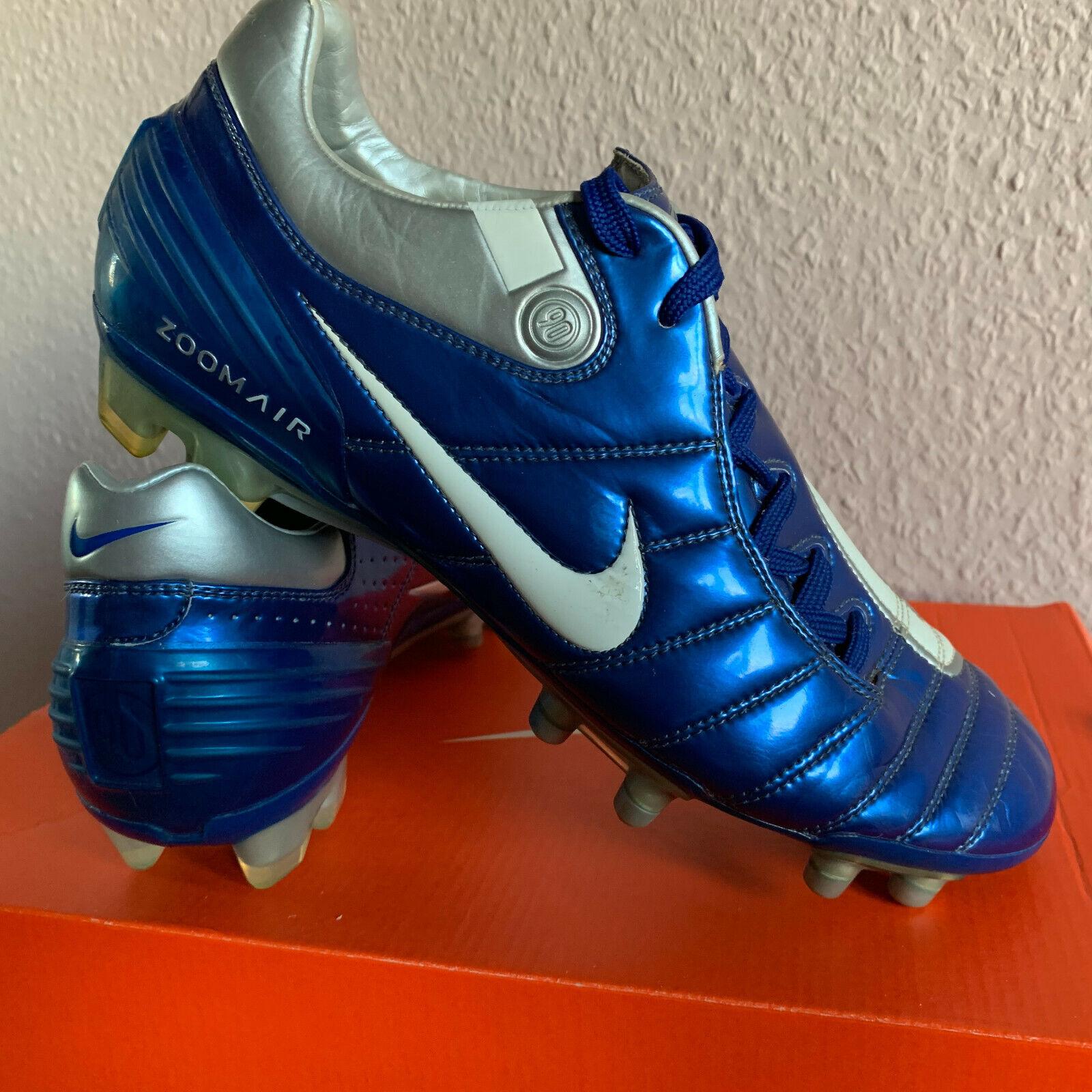 Nike Zoom Air total 90 Supremacy FG UE 41 7 us 8 nuevo New