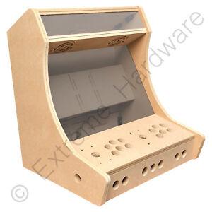 BitCade 2 Player Bartop Arcade Machine Cabinet Flatpack ...