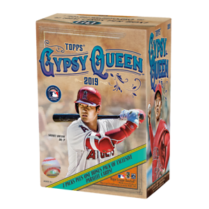 2019-Topps-Gypsy-Queen-Baseball-8-Pack-Blaster-Box-FACTORY-SEALED
