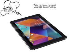 Tablet Hannspree Hannspad 10.1 Micro usb dc Charging Port Socket Connector New