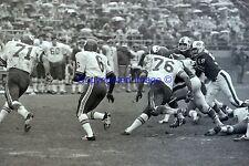Buffalo Bills VS Kansas City Chiefs Mo Moorman Warren McVea 11-2-1969  8X10Photo