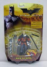 Batman Begins Ra's Al Ghul Orange Tunic Variant Mattel NIP 4+ 2005 5 inch S199-6