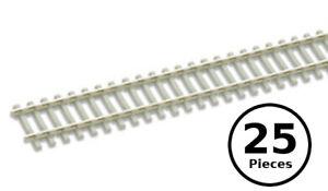 HO-OO-Peco-SL-102-Code-100-Nickel-Silver-Flex-Track-Concrete-Ties-25x-36-034-Pcs