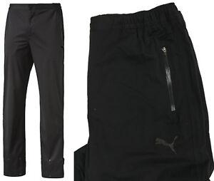 Puma-Stretch-Storm-Waterproof-Golf-Trousers-RRP-99-99-ALL-SIZES-L34-Long-Leg