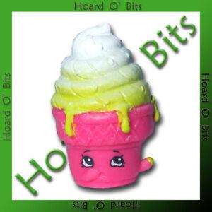 pink Shopkins Season 4 Food Fair #FF-002 ICE-CREAM DREAM