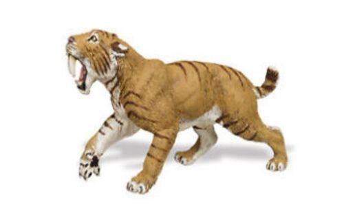 Smilodon de chasser les 11,5 cm série dinosaure safari Ltd 279729