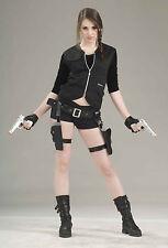 Treasure Huntress Tomb Vixen Thigh Holster Set with Guns Adult ...