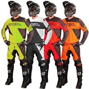 O-039-Neal-Matrix-Ridewear-Jersey-Hose-Pant-Moto-Cross-MX-Enduro-MTB-Motorrad-SET