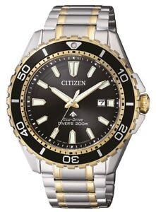 Citizen-Eco-Drive-Promaster-Marine-200m-Dive-Watch-ISO-6425-Cert-BN0194-57E
