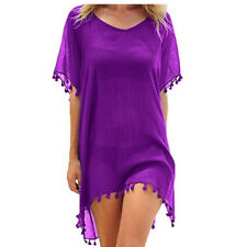 0472ad4eb1 item 3 Women s Beachwear Swimwear Bikini Beach Wear Cover Up Tassel Ladies  Summer Dress -Women s Beachwear Swimwear Bikini Beach Wear Cover Up Tassel  Ladies ...
