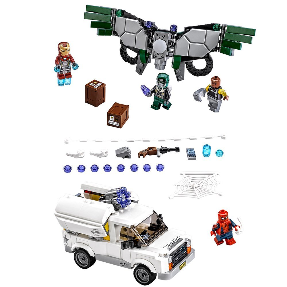 Lego Super Heroes Beware the Vulture 76083 Building Kit Kids Toys Set New