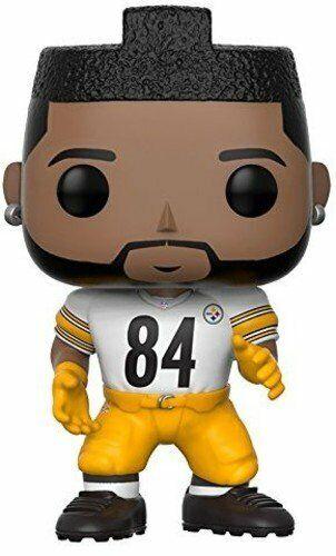 Funko POP Football NFL Steelers Color Rush-Antonio Brown Vinyle Figure 10 cm