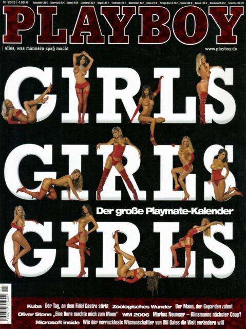 Playboy Januar/01/2005  DENISE RICHARDS