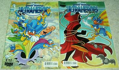 Walt Disney/'s Hero Squad Ultraheroes 2 9.4 NM