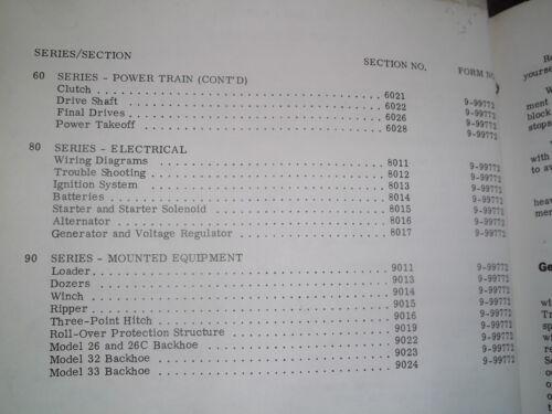 CASE 310G-350 CRAWLER TRACTOR DOZER BULLDOZER SERVICE SHOP REPAIR MANUAL OEM