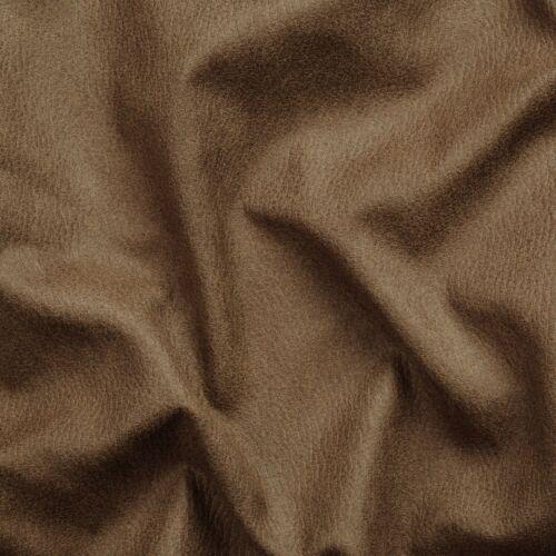 Efecto piel imitación cuero fleecerücken sustancia Deluxe muebles de tela de referencia tela de tapicería