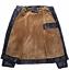 Men-039-s-Genuine-Lambskin-Leather-Jacket-Black-Slim-Fit-Biker-Motorcycle-Jacket-HOT thumbnail 5