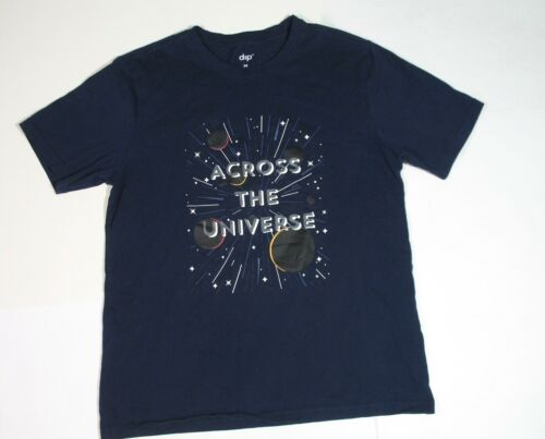 Across The Universe Stars and Planets Adult T-Shir