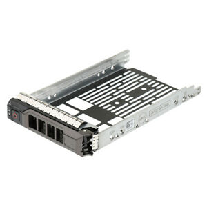 SATA-HARD-DRIVE-CADDY-Solid-State-Drive-TRAY-For-R520-R420-R710-X968D-0X968D