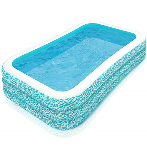 Family Inflatable Swimming Pool, 118