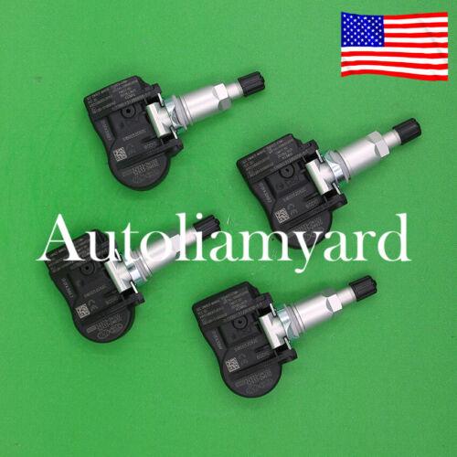 4PCS Tire Pressure Sensors For Hyundai Equus Kia Cadenza 52933-3N100 52933-B1100