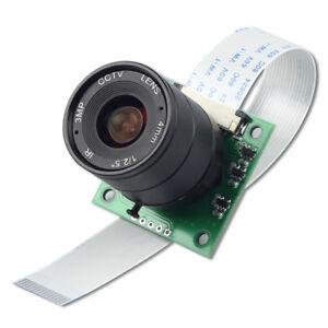 OV5647-Camera-Board-w-CS-mount-Lens-for-Raspberry-Pi-3-B-B-2-Model-B