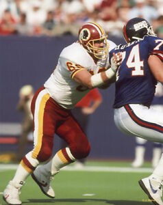 ba5ae506 Details about RUSS GRIMM WASHINGTON REDSKINS 8X10 PHOTO