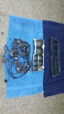 1972 FORD GRAN TORINO TACH DASH WIRING HARNESS GAUGES ...