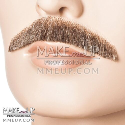 Pencil Brown Mustache Hair Makeup stage Theatrical costume Facial brush natural