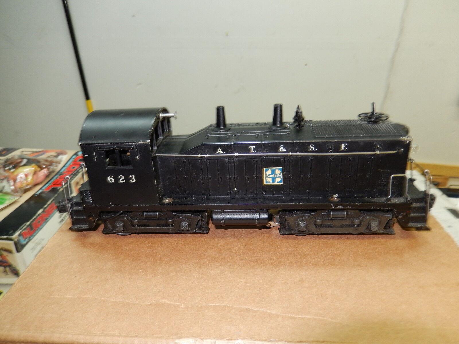 Lionel  623 Santa Fe A.T & S.F Switcher