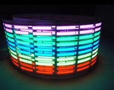 Car Sticker Music Rhythm multicolour 70*16cm  LED Flash Light Sound Activated