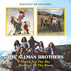 Reach for the Sky/Brothers of the Road by The Allman Brothers Band (CD, Oct-2008, Beat Goes On)