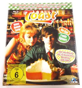 Toast-Mediabook-DVD-mit-Kochrezepte-2011-NEU-Sj-Clarkson-Lee-Half