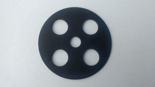 Land Rover WMIK Wolf Blindo Spare Wheel Retaining Disc Clamp Plate