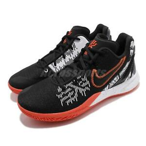 premium selection e2255 a66ad Nike Kyrie Flytrap II EP Black Red Logo Irving Mens Basketball Shoes ...