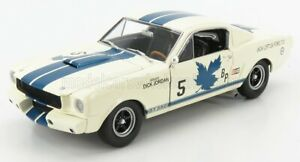 ACME-MODELS 1/18 FORD USA | MUSTANG SHELBY GT350R COUPE N 5 CANADIAN CHAMPION...