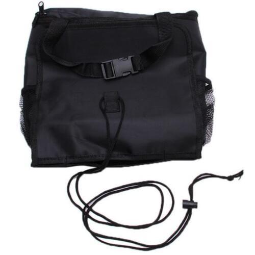 2018 Car Back Seat Cooler Bag Organiser Multi-Pocket Cooler Storage Case Bag UK