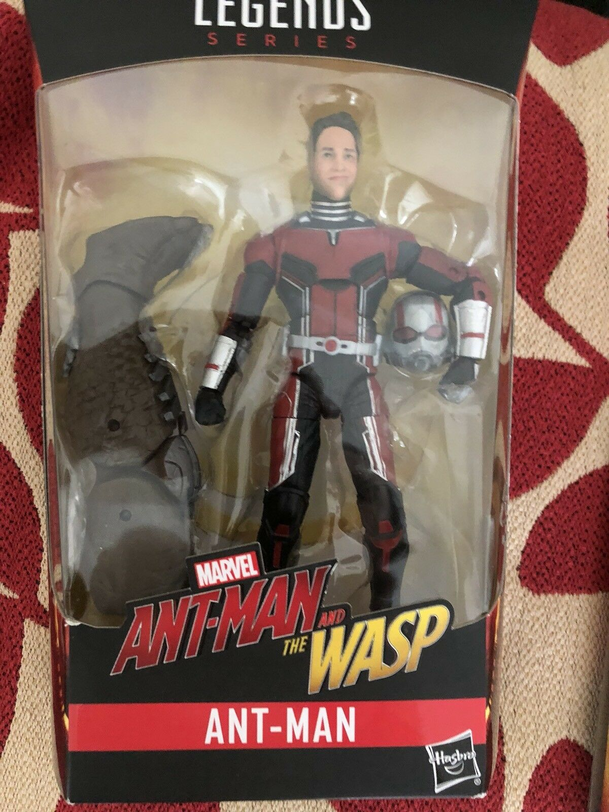 Ant-Man and the Wasp Film Marvel Legends Ant-man Figure Set