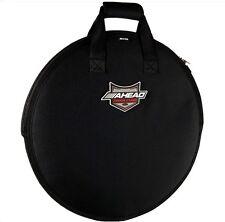 """Ahead Armor AA6022 Standard Cymbal Bag Beckentasche 22"""""""